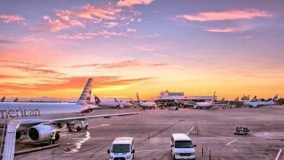 Job At An Airport
