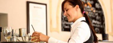 Résumé for a Waiter And Bartender
