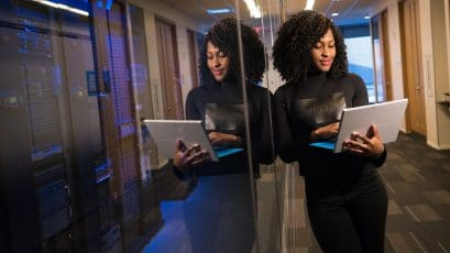 The benefits of new technology in the workplace