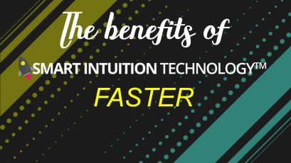 The advantages of Smart Intuition Technology™ allow users to find a job faster.
