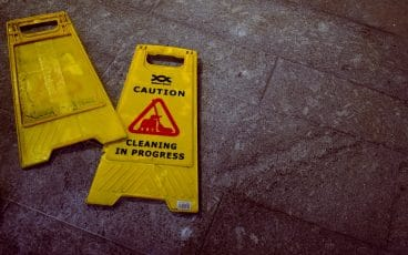 Why training is so important for a professional cleaner.