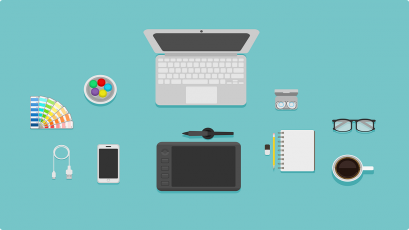 Being a good graphic designer implies having a wide range of software knowledge and going beyond the basic ones.